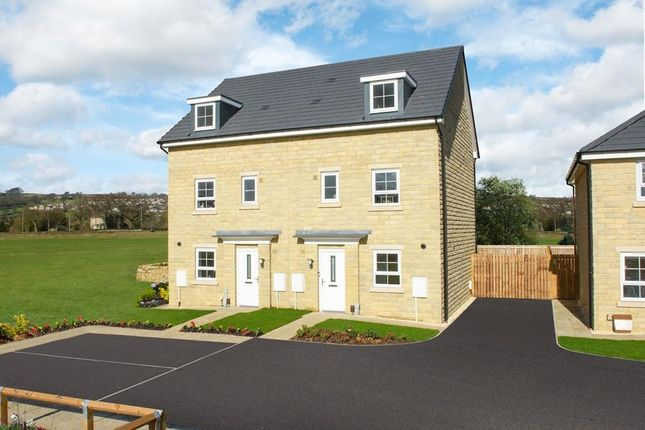 """4 bed semi-detached house for sale in """"Woodcote"""" at Belton Road, Silsden, Keighley BD20"""