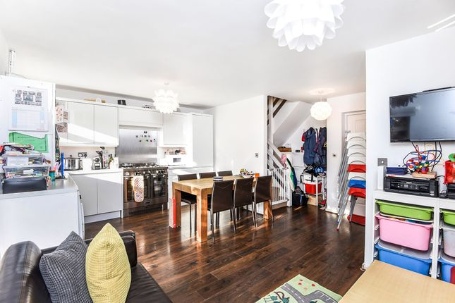 Thumbnail Maisonette for sale in Disraeli Close, Chiswick, London
