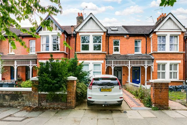 Exterior of Grantham Road, Chiswick, London W4