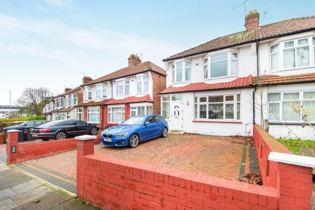 Thumbnail Semi-detached house for sale in Bowes Road, Arnos Grove, London