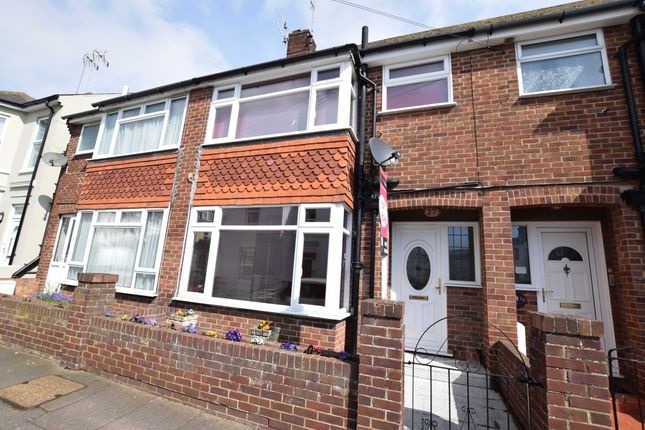 Thumbnail Terraced house for sale in Hyde Road, Eastbourne