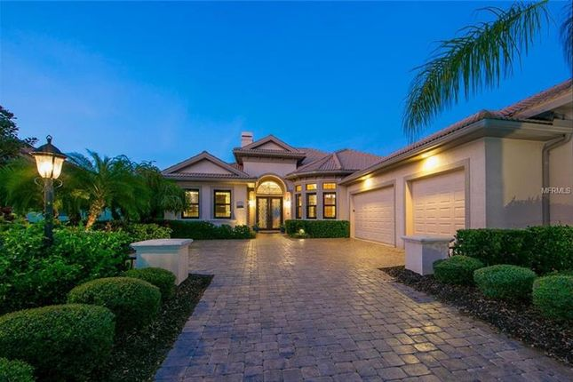 Thumbnail Property for sale in 14611 Leopard Creek Pl, Lakewood Ranch, Florida, 34202, United States Of America