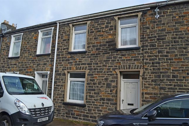 Thumbnail Terraced house for sale in Woodland Street, Mountain Ash, Mid Glamorgan