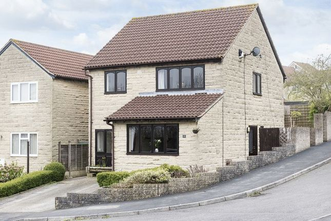 Thumbnail Detached house for sale in Axford Way, Peasedown St. John, Bath
