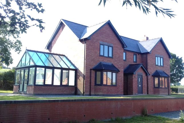 Thumbnail Detached house for sale in 2 Church Farm Close, Forden, Welshpool