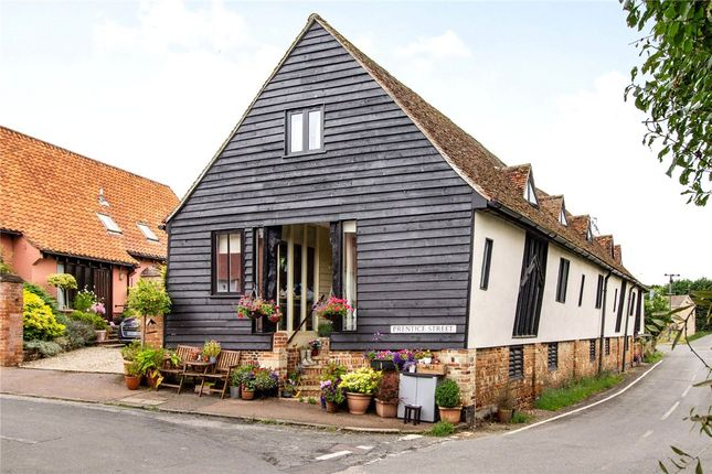 Thumbnail Barn conversion for sale in Prentice Street, Lavenham, Suffolk