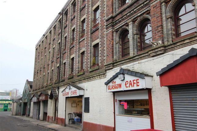 Thumbnail Flat to rent in Gibson Street, Glasgow