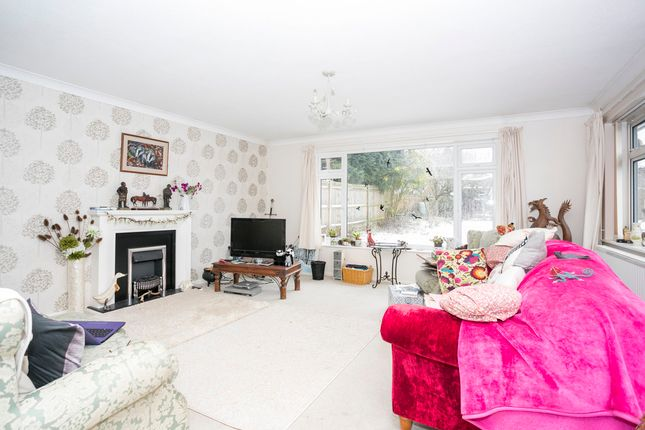 Thumbnail Semi-detached bungalow for sale in Cornfield Way, Tonbridge