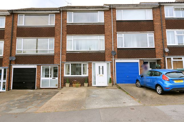 Thumbnail Terraced house for sale in Mayfield Gardens, Brentwood
