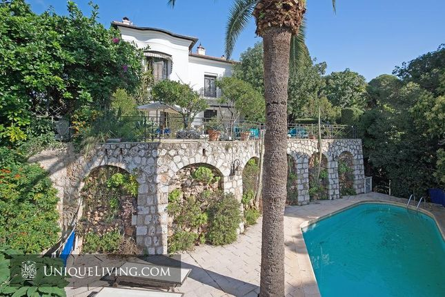 Thumbnail Villa for sale in Cap Martin, French Riviera, France