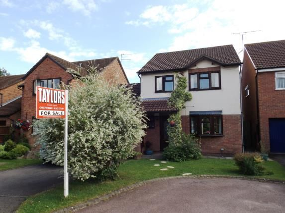 Thumbnail Detached house for sale in Haslette Way, Up Hatherley, Cheltenham, Gloucestershire