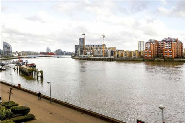 Thumbnail Flat for sale in Cotton Row, London