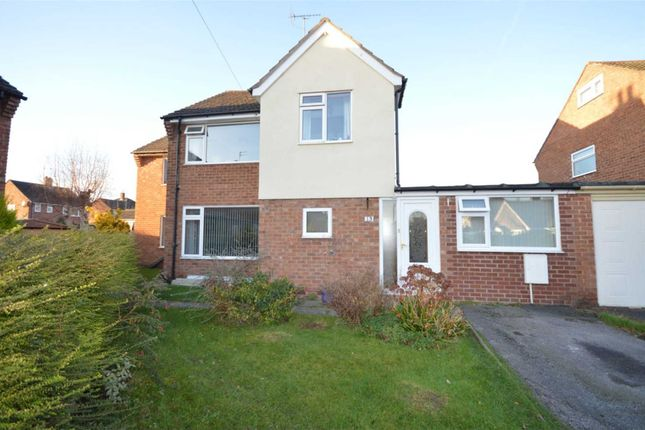 Thumbnail Detached house for sale in Malcolm Crescent, Bromborough, Wirral