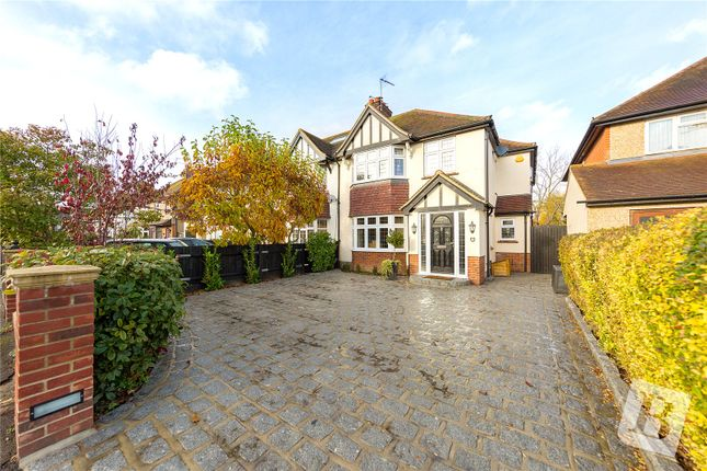 Thumbnail Semi-detached house for sale in Dorset Avenue, Great Baddow, Essex