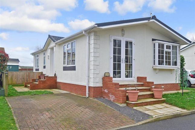 Thumbnail Mobile/park home for sale in Dover Road, Barham, Canterbury, Kent