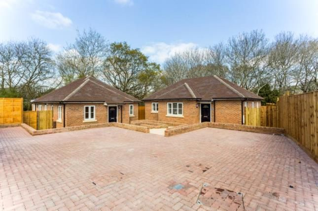 Thumbnail Bungalow for sale in Coombe Farm Avenue, Fareham