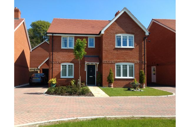 Thumbnail Detached house for sale in Paddocks Way, Ferndown