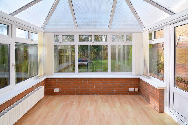 Conservatory of Maes Ty Gwyn, Llangennech, Llanelli SA14