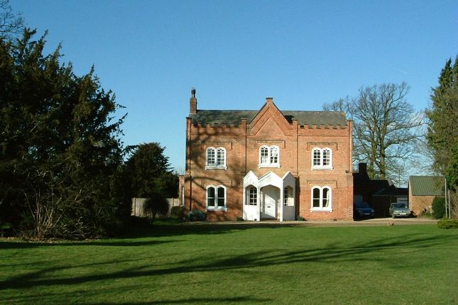 Thumbnail Detached house to rent in Fleckney Road, Wistow, Leicestershire