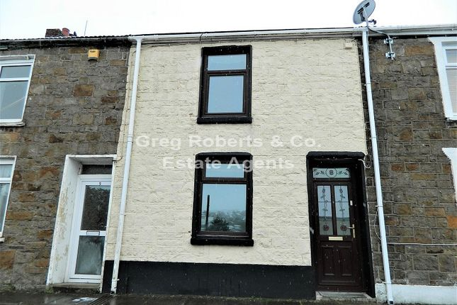 Thumbnail Terraced house for sale in Colenso Terrace, Georgetown, Tredegar