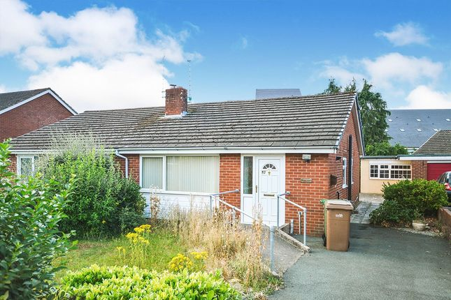Thumbnail Bungalow for sale in Vyrnwy Road, Oswestry, Shropshire