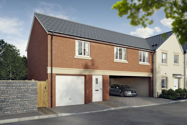 """Thumbnail Property for sale in """"The Hazel Dt"""" at Mill Lane, Bitton, Bristol"""