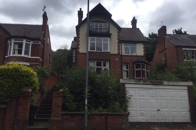Thumbnail Flat to rent in Arboretum Road, Walsall, West Midlands