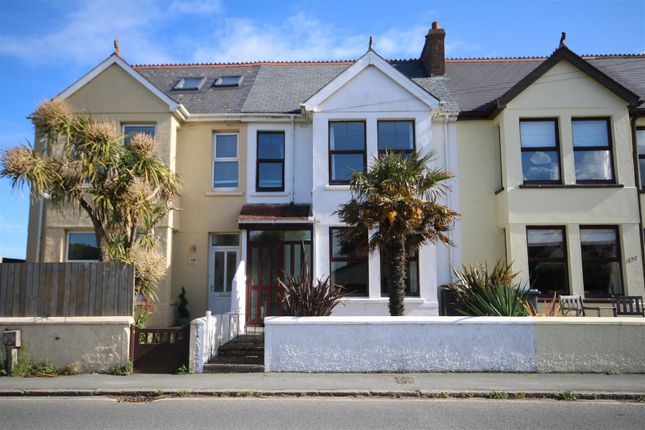 Thumbnail Terraced house for sale in Windsor Court, Mount Wise, Newquay