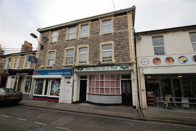 Thumbnail Flat to rent in Meadow Street, Weston-Super-Mare