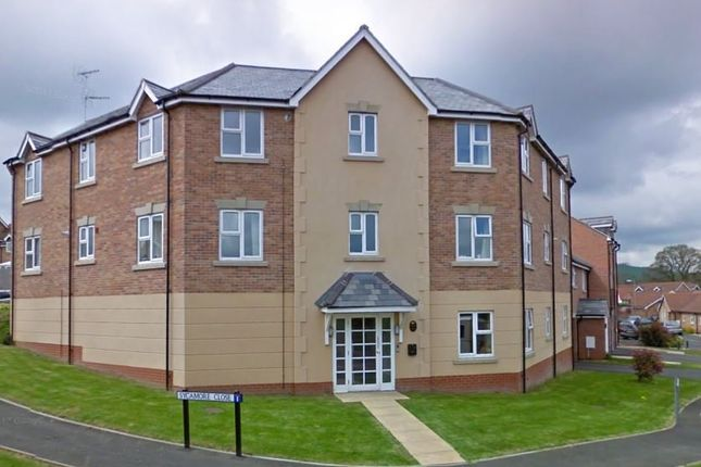 Thumbnail Flat to rent in Sycamore Close, Craven Arms