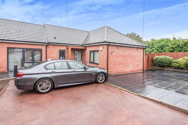 Thumbnail Semi-detached bungalow for sale in Comberton Road, Birmingham