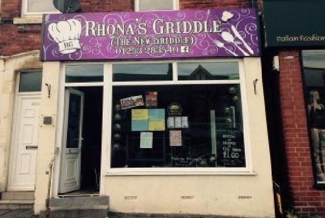Restaurant/cafe for sale in Church Street, Blackpool