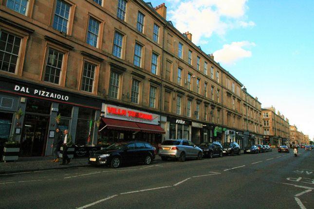 Thumbnail Flat to rent in Argyle Street, Finnieston, Glasgow