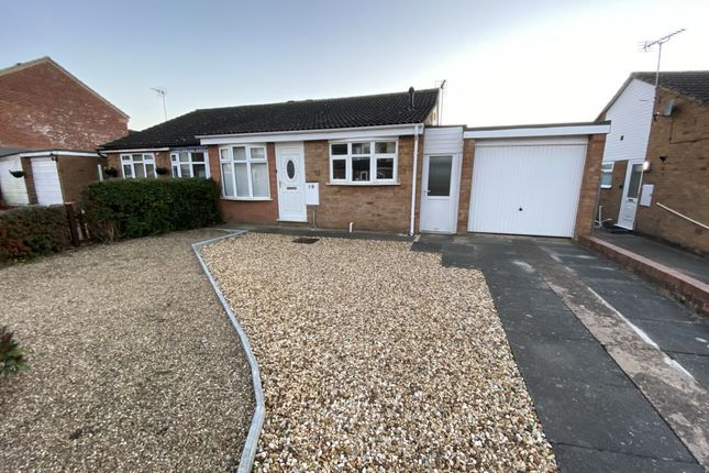 2 bed bungalow to rent in The Wranglands, Leicester, Leicestershire LE8