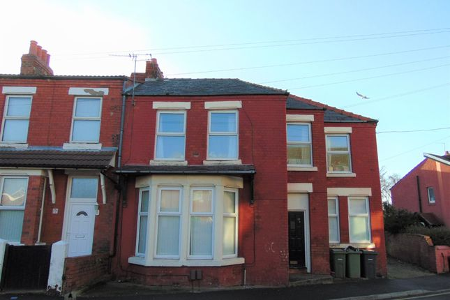 Thumbnail Flat to rent in Burns Avenue, Wallasey, Wirral, Merseyside
