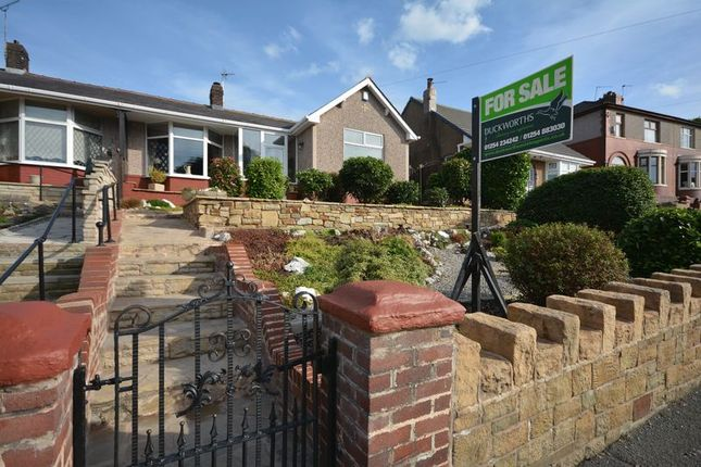 Thumbnail Semi-detached bungalow for sale in Whalley Road, Clayton Le Moors, Accrington