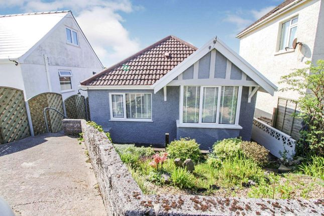 Thumbnail Detached bungalow for sale in Cleveland Avenue, Limeslade