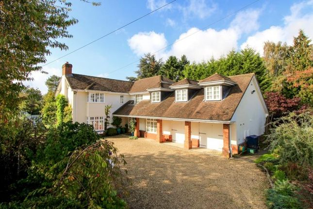 Thumbnail Detached house for sale in Broomfield Close, Great Missenden