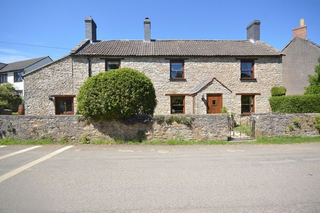 Thumbnail Detached house to rent in Lower Road, Hinton Blewett, Bristol