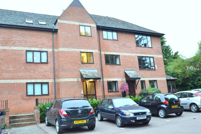 Thumbnail Flat for sale in The Beeches, Bury St. Edmunds