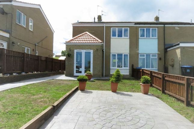 Thumbnail Semi-detached house for sale in Coopers Close, Thornley, Durham
