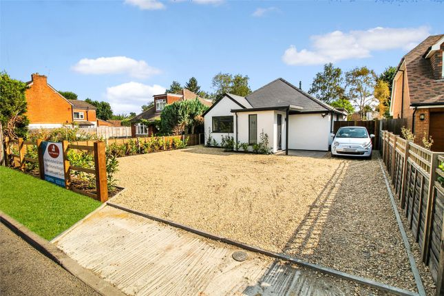 Thumbnail Bungalow for sale in Coleford Bridge Road, Camberley, Surrey