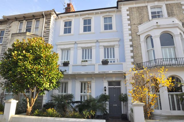 Thumbnail Terraced house for sale in Lushington Road, Eastbourne
