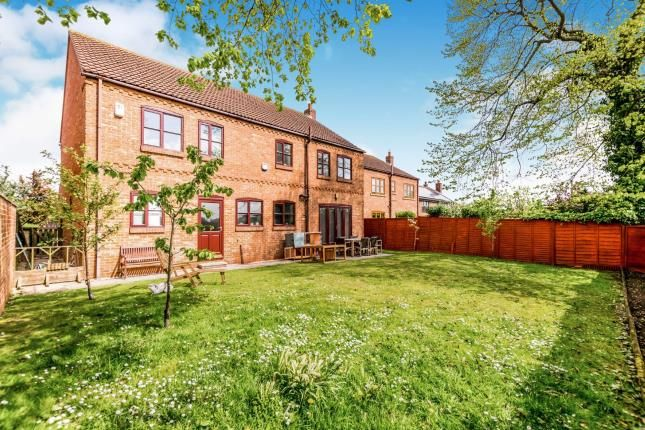 Thumbnail 5 bed detached house for sale in Chapel Close, North Duffield, Selby, North Yorkshire