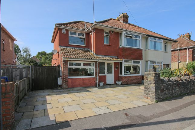 Front of Halswell Road, Clevedon BS21