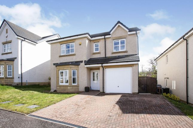 Thumbnail Detached house for sale in Kingston Crescent, Glasgow