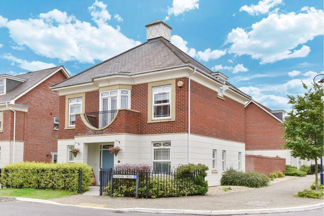 Thumbnail Detached house for sale in Durham Drive, Camberley