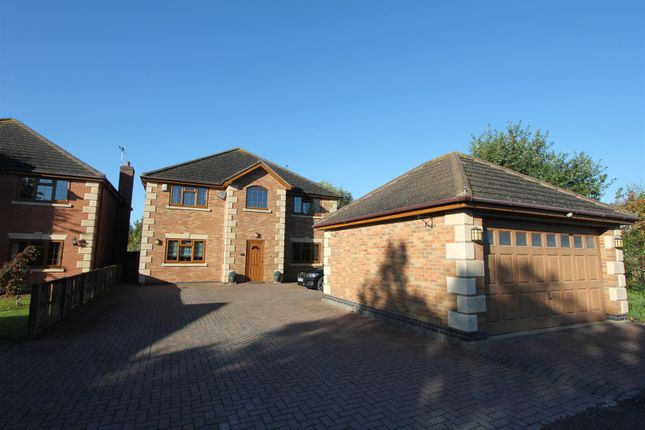Thumbnail Detached house for sale in 40c Hinckley Road, Stoke Golding, Nuneaton