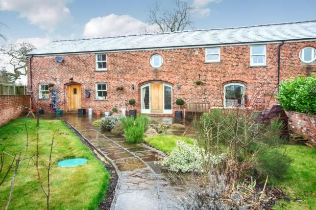 Thumbnail Barn conversion for sale in Cedar Barns, Byley Lane, Byley, Middlewich