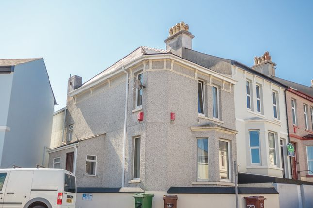 Thumbnail End terrace house to rent in Crozier Road, Plymouth
